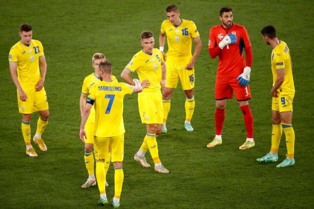 Дива не сталось. Україна програла Англії і зупинилась у 1/4 фіналу Євро