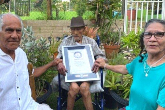 Найстарішою людиною у світі визнали 112-річного мешканця Пуерто-Рико