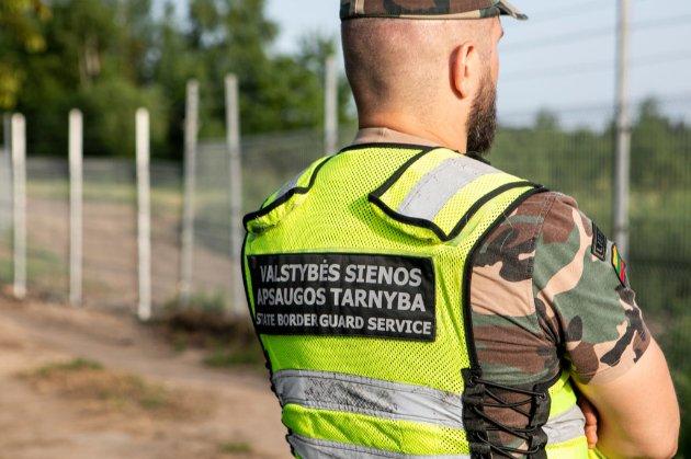 Литовські прикордонники відкрили попереджувальний вогонь через мігрантів з боку Білорусі