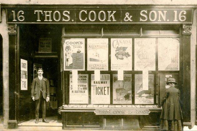 Фотоісторія. 180 років тому Томас Кук організував першу в світі групову подорож
