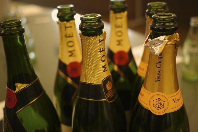 Виробник шампанського Moet Hennessy погодився перейменувати свою продукцію для російського ринку