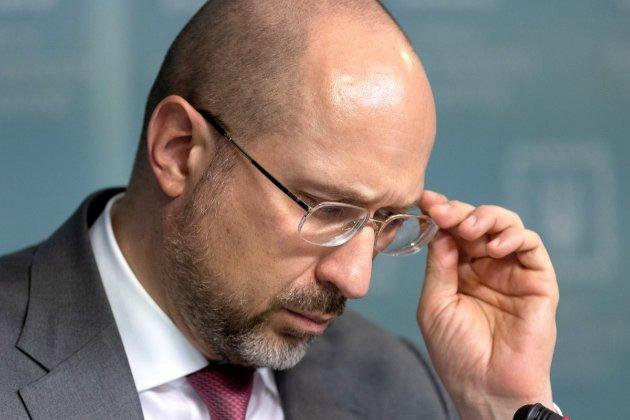 Нецільове використання коштів «ковідного» фонду. НАБУ відкрило справу проти Дениса Шмигаля та членів Кабміну