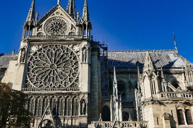 Владу Франції звинувачують у «грубій халатності» через свинцевий пил у Нотр-Дам де Парі