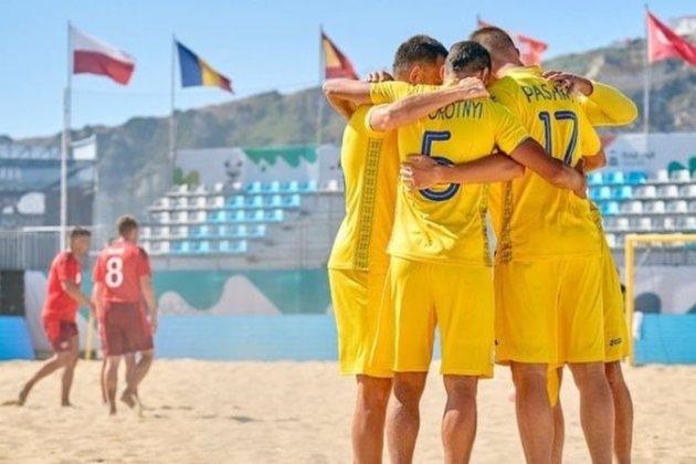 «Це небезпечно». Збірна Україна відмовилася їхати на чемпіонат світу з пляжного футболу до Москви