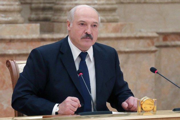 Лукашенко заявив про нібито початок «терористичної атаки» на Білорусь