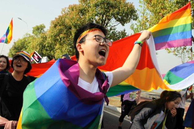 Китайська соцмережа WeChat видалила десятки ЛГБТ-акаунтів