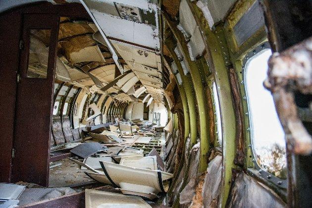 У Швеції розбився літак із парашутистами на борту. Ніхто не вижив