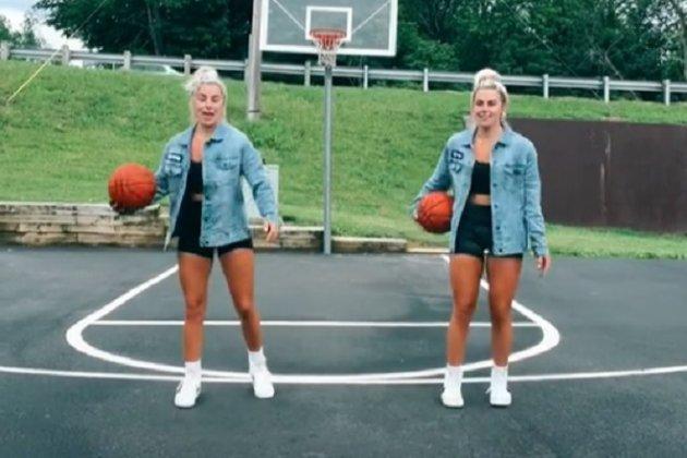 Дві сестри-близнючки стали зірками TikTok завдяки баскетболу