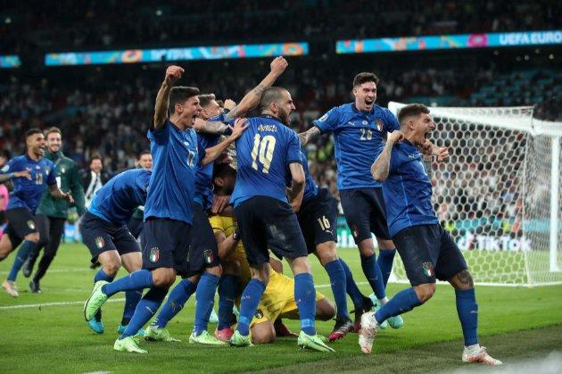 Збірна Італії перемогла в Лондоні Англію і виграла Євро-2020!