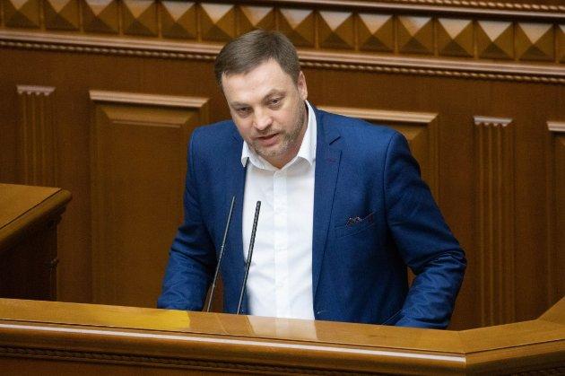 Зеленський пропонує Дениса Монастирського на посаду міністра внутрішніх справ — нардеп