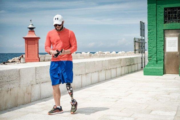 «Однією ногою в Токіо». Сумнівна назва проєкту про паралімпійців викликала обурення в Росії