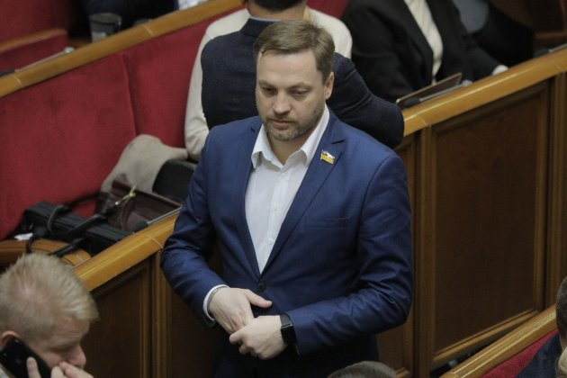 Новим міністром внутрішніх справ став Денис Монастирський