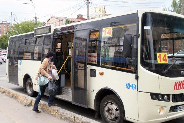 Київ готується до третьої хвилі COVID-19. Доступ до транспорту знову можуть обмежити