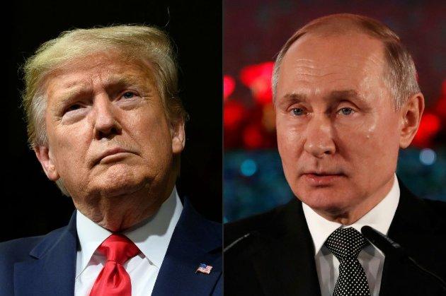 Путін допомагав Трампу перемогти на виборах у 2016 році — The Guardian