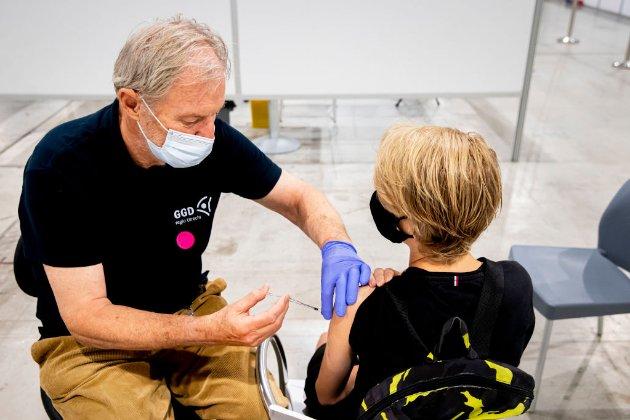 Під час п'ятої хвилі вакцинації від COVID-19 в Україні почнуть щепити дітей — МОЗ