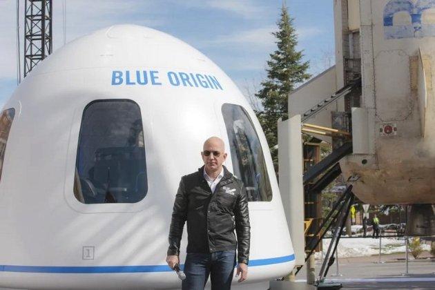Сьогодні команда Джеффа Безоса відправиться у космос (відеотрансляція)