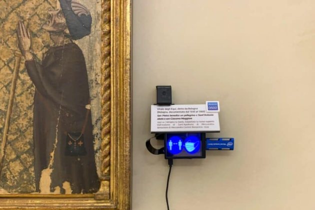 В італійських музеях почали відстежувати реакцію відвідувачів на картини
