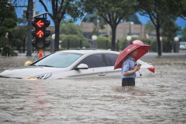 Китайська провінція потерпає від повені. Щонайменше 12 людей загинули