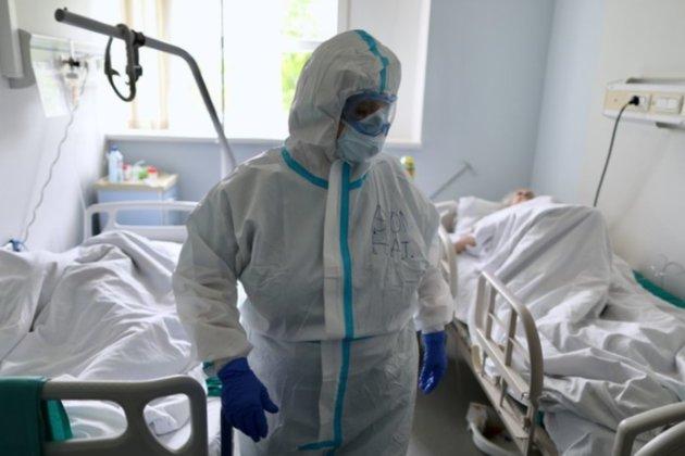 В Олександрівській лікарні Києва виявили шість випадків штаму коронавірусу «Дельта»