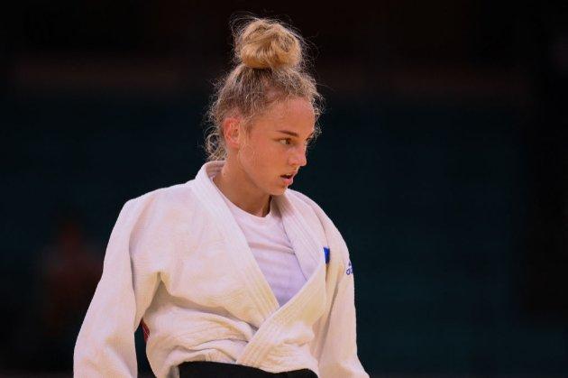 Первая медаль Украины. Дзюдоистка Билодид завоевала на Олимпиаде «бронзу»