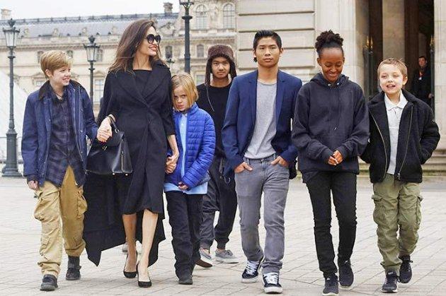 Анджелина Джоли выиграла апелляцию по делу об опеке над детьми. Питт готовится к обжалованию