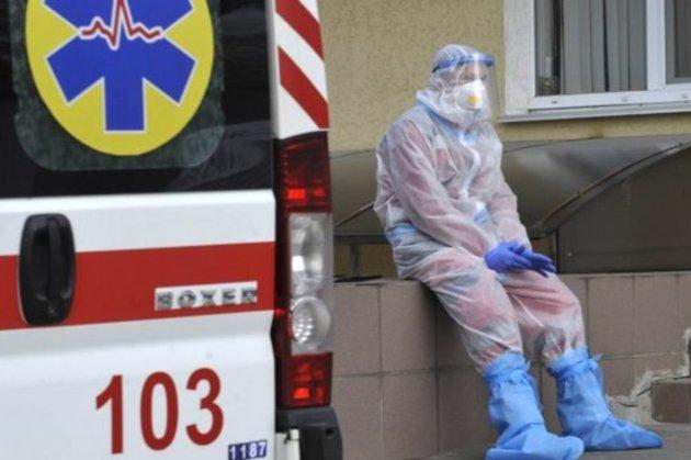 В Херсонской области уровень госпитализации больных коронавирусом превысил 80%