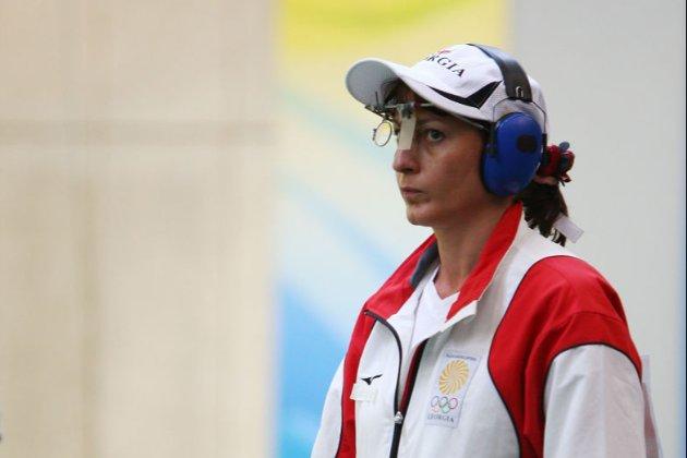 Спортсменка из Грузии стала первой женщиной, которая выступила на девяти Олимпиадах подряд