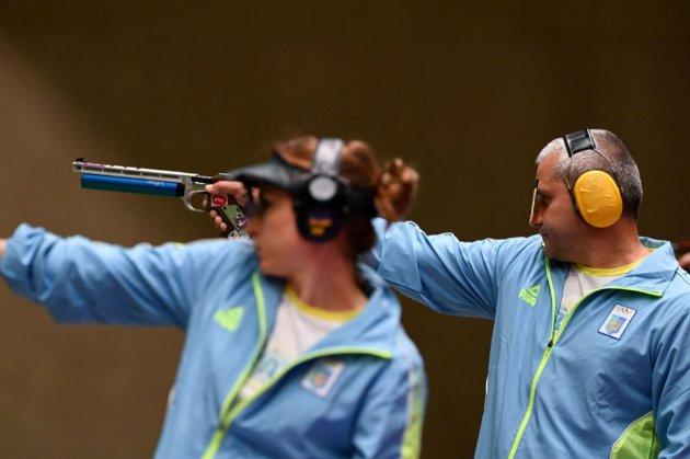 Третья медаль Украины. Стрелки Костевич и Омельчук получили «бронзу» на Олимпиаде в Токио
