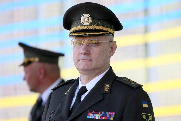 Главнокомандующий ВСУ Хомчак уходит с поста — Офис президента