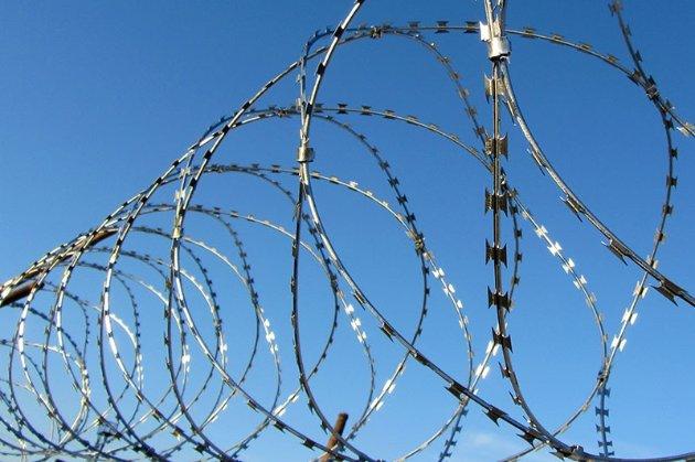 Украина предоставит Литве колючую проволоку для обустройства границы с Беларусью