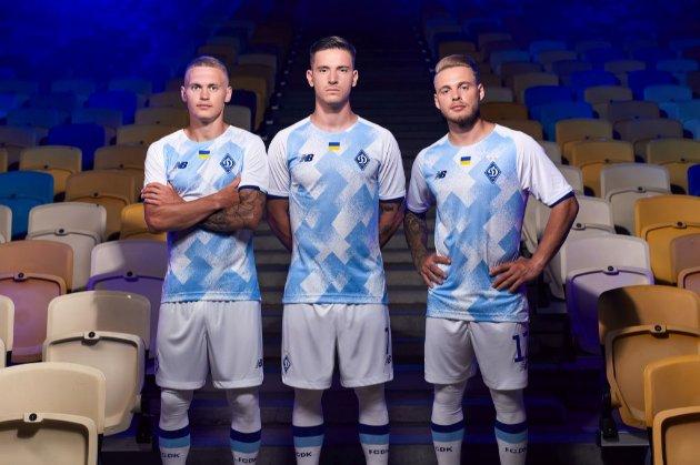 «Киев — это мы». «Динамо» представило новую форму на сезон. В ней есть намек главному конкуренту