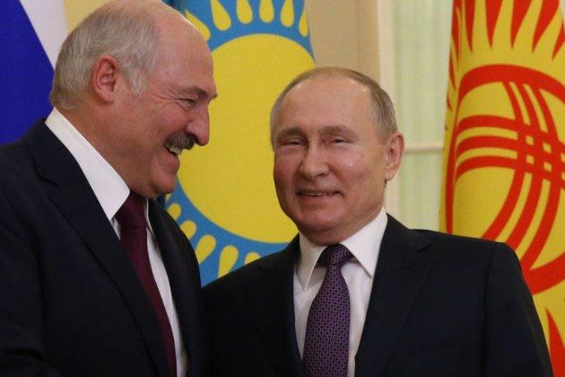 Лукашенко заявил, что войска РФ могут разместить в Беларуси