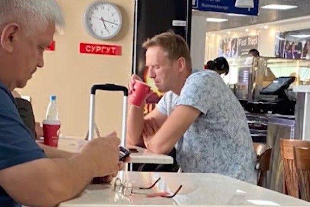 Російський опозиціонер Навальний опинився в комі після отруєння