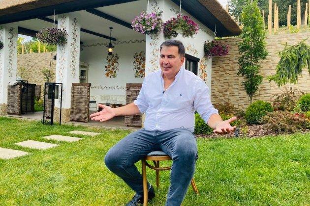 Саакашвілі заявив, що повертається в Грузію. Там не проти. Вже готують в'язницю