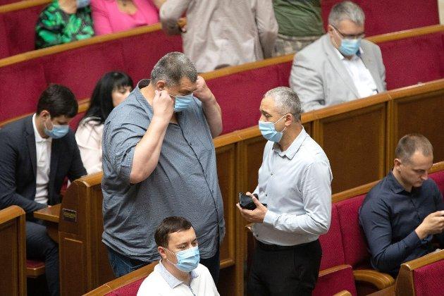 Спікер Ради повідомив, скільки нардепів захворіли на COVID-19