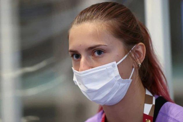 Білоруську спортсменку насильно вивозять з Олімпійських ігор через критику начальства