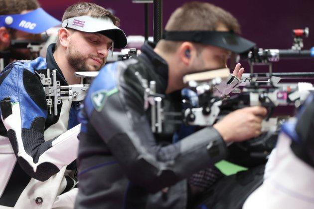 «Раз на мільйон». Українець втратив медаль Олімпіади через те, що поцілив в чужу мішень