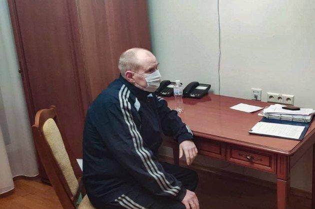 НАБУ затримало колишнього суддю Миколу Чауса у лікарні «Феофанія»