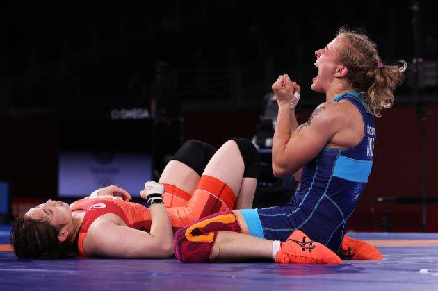 Шоста бронза! Ще одну медаль для України завоювала борчиня Алла Черкасова