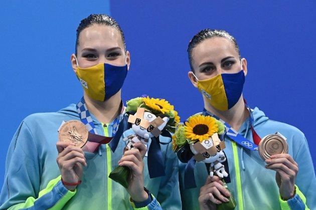 Вже 11 медалей на Олімпіаді у Токіо. Українські спортсмени вибороли ще дві «бронзи»