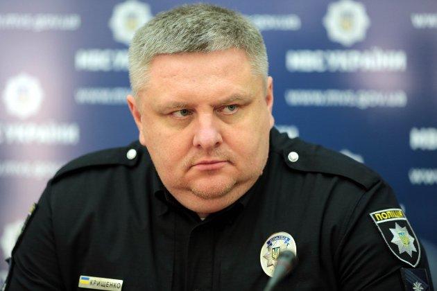 Начальник полиции Киева Андрей Крищенко готовится к увольнению — СМИ