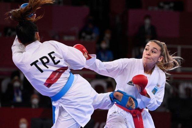 Анжеліка Терлюга принесла Україні «срібло» Олімпіади в карате