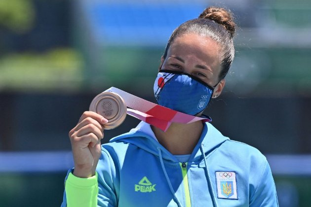 Українка Людмила Лузан здобула бронзову медаль на Олімпіаді-2020