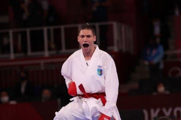 Каратист Станислав Горуна принес Украине еще одну «бронзу» на Олимпиаде в Токио