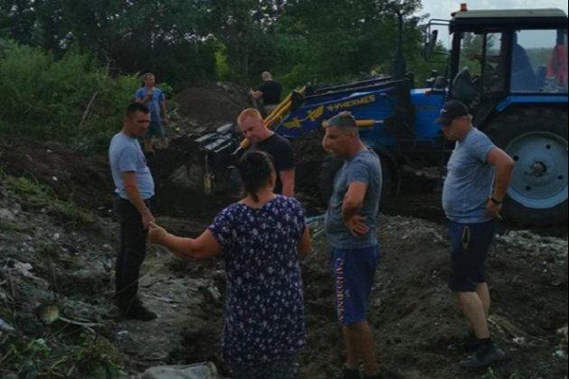 Рештки зниклого 17 років тому хлопця знайшли на сміттєзвалищі у Тернопільській області (фото, відео)