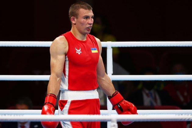 Боксер Александр Хижняк получил серебряную медаль в финале Олимпийских игр-2020