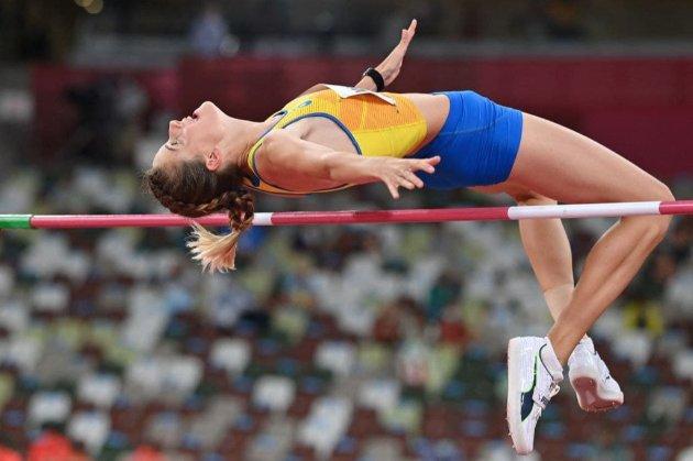 Украинка Ярослава Магучихзавоевала олимпийскую «бронзу» в прыжках в высоту