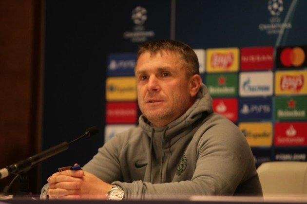 Новым главным тренером сборной Украины станет Сергей Ребров — Маркевич