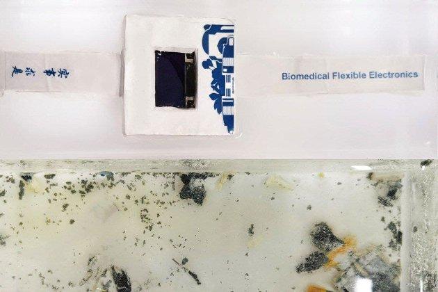 Китайские изобретатели создали «умные» часы, которые растворяются в воде