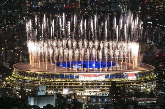 Олимпийские игры в Токио официально завершились! Как это было (фоторепортаж)